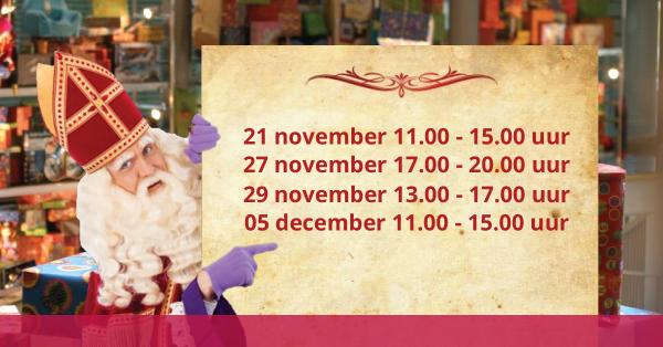 Pakjeshuis-Sinterklaas-Hoge-Vucht