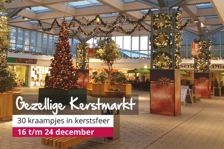 Kerstmarkt In Hoge Vucht Evenementen Winkelcentrum Hoge Vucht